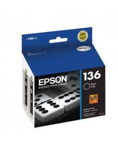 cartucho de tinta Epson 136D  (paquete de 2) - negro | original