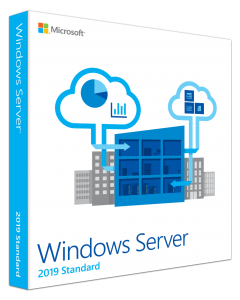 Microsoft Windows Server 2019 Standard - Licencia - 16 núcleos - OEM - ROK - Multilingual