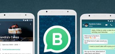 WhatsApp Business celebra sus 5 millones de cuentas